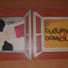 AS - BAROGA L. - CULTURISM  LA DOMICILIU