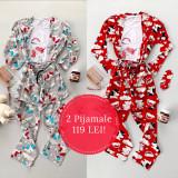 OFERTA SOC! 2 pijamale 119 LEI!