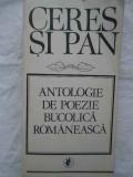 Ceres Si Pan Antologie De Poezie Bucolica Romaneasca - Colectiv ,270695