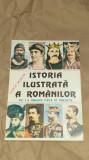 BORIS CRACIUN - ISTORIA ILUSTRATA A ROMANILOR de la origini pana in prezent