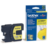 Cartus cerneala Brother LC980Y 260 pag yellow