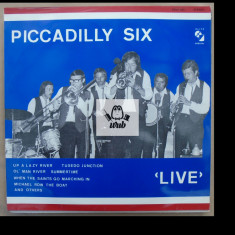 Piccadilly six live disc vinil