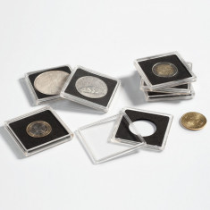 Capsule pentru monede QUADRUM, 41mm, cutie 10buc.
