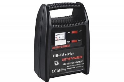 Redresor Incarcator Auto Baterii cu Acid 6V-12V 12A 230V 158W cu Protectie foto