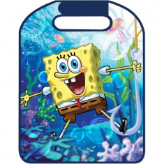 Aparatoare pentru scaun Spongebob Eurasia, 45 x 57 cm, Multicolor