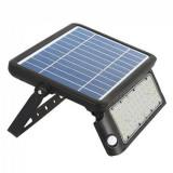 Reflector cu incarcare solara LED, 10 W, temperatura culoare 4000 K