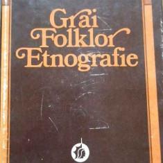 Grai Folklor Etnografie - Tache Papahagi ,291710