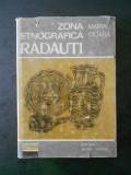 MARIA CIOARA - ZONA ETNOGRAFICA RADAUTI