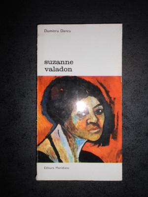 DUMITRU DANCU - SUZANNE VALADON foto