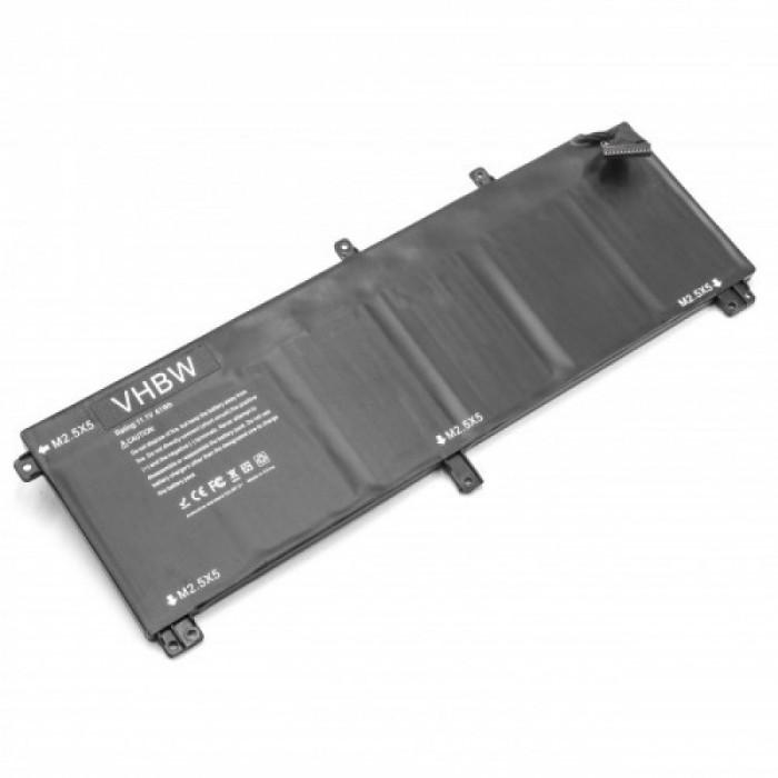 Acumulator pentru dell precision m3800, xps 15 9530 u.a. 5400mah, ,
