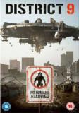 District 9 NEILL BLOMKAMP DVD