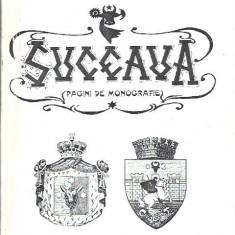 Suceava, pagini de monografie - N. Monteoru