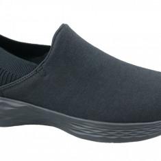 Pantofi sport Skechers You-Intuition 15802-BBK pentru Femei