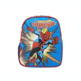 Ghiozdan gradinita mini Pigna Spiderman comics albastru SMRS1828-1
