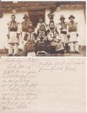 Tipuri din  Bucovina - WWI,WK1-port popular, Circulata, Printata