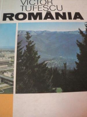 ROMANIA de VICTOR TUFESCU 1974 foto