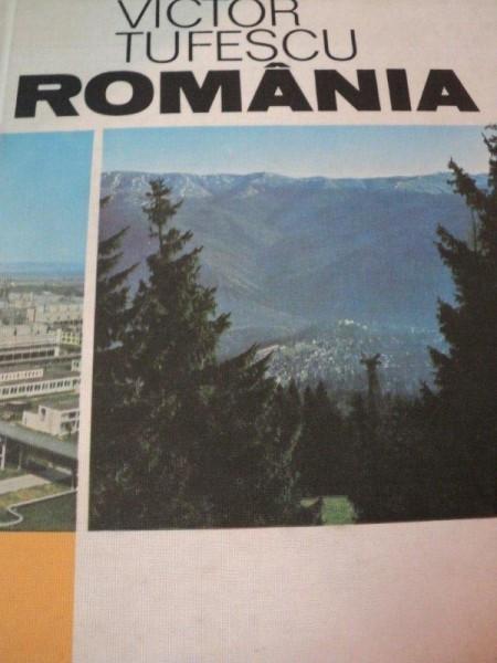 ROMANIA de VICTOR TUFESCU 1974