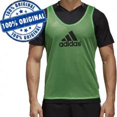 Maiou Adidas Training Bib pentru barbati - maiou original - fotbal - antrenament