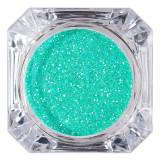 Cumpara ieftin Sclipici Glitter Unghii Pulbere LUXORISE, Dream Green #10