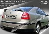 Eleron portbagaj tuning sport Skoda Octavia 2 RS Sedan Hatchback 2004-2013 v7