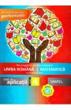 Ne pregatim pentru evaluare - Clasa 4 - Romana. Matematica - Anca Veronica Taut
