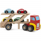 Set de Joaca Transportorul de Masini, New Classic Toys