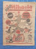 Mihaela / Mini Almanah 1991 pentru toti copiii / benzi desenate de Nell Cobar, Alta editura, 1990