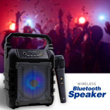 Boxa portabila,Karaoke,Wireless Bluetooth eluk Speaker mp3 player