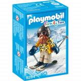 Set de Constructie Schior cu Barba - Family Fun, Playmobil