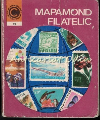 Mapamond Filatelic - Aurel Crisan