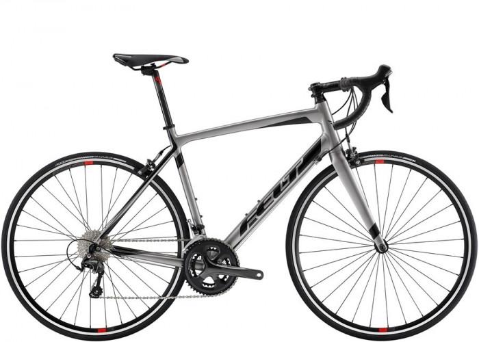 Bicicleta Cursiera Felt Z85, Gri/negru, 58 Cm, 2016 - Z8516GP58