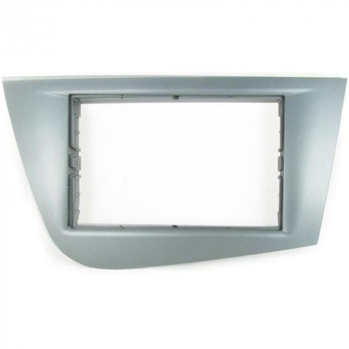 Connects2 CT23ST14 kit rama 2DIN SEAT LEON(Argintiu) CarStore Technology