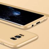 Husa Samsung Galaxy S8 Plus - GKK Protectie 360° Aurie