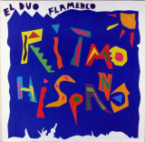 Vinil Jorge Y Obo - El Duo Flamenco – Ritmo Hispano (VG+)