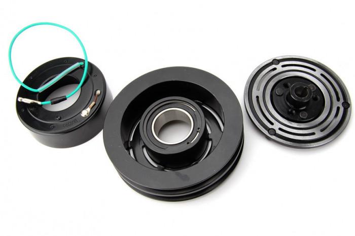 Fulie ambreiaj compresor AC clima (SANDEN SD7H15 2A 132mm)