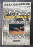 Ovid. S. Crohmălniceanu - Amintiri deghizate