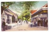 2405 - ADA-KALEH, Bazar, Romania - old postcard - unused, Necirculata, Printata