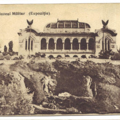 Bucuresti - Muzeul Militar (Expozitie, Socec)