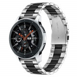 Curea metalica 22mm ceas Samsung Galaxy Watch 3 46mm Gear S3 Frontier Huawei GT