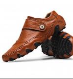 Pantofi Casual Barbati - Maro si Negru /marime 43 si 44