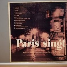 Paris Sings – Michele Delhay & Willy Lecoude (1959/Varieton/France) - VINIL/