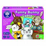 Cumpara ieftin Joc educativ Iepurasul amuzant - Funny Bunny Lotto, orchard toys