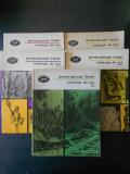 JAMES GEORGE FRAZER - CREANGA DE AUR 5 volume