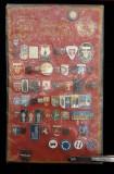 Colectie de 58 de insigne Polonia