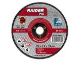 Disc pentru metal, scule pneumatice 75x1.6x10mm Raider 169901