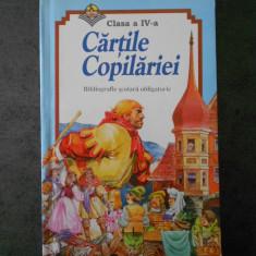 CARTILE COPILARIEI * Clasa a IV-a