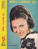 Caseta audio: Irina Loghin - Miorita ( Irina Loghin II - Electrecord STC00146 )