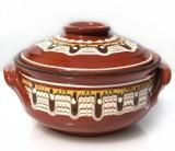 Oala ceramica,lut 650ml TROEANSKA SARKA Devon