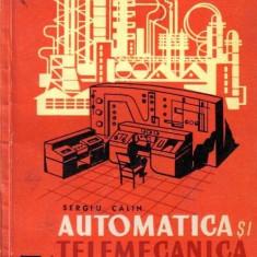 Sergiu Calin  -  Automatica si Telematica