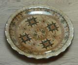 Superb vas ceramica EL FARAH mare 31,7 cm! - si de perete